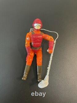 Vintage G. I. Joe 1985 Tripwire Mine Detector Listen N Fun Action Figure