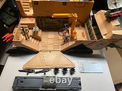 Vintage GI Joe ARAH 1987 Mobile Command Center MCC complete with Box