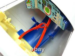 Vintage GI Joe Sears Astronaut Spacewalk Mystery Space Capsule withInserts & Box