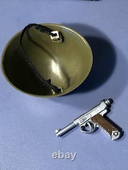 Vintage Gi Joe 12 Inch SOTW WW2 Japanese Soldier Good Shape Complete Medal