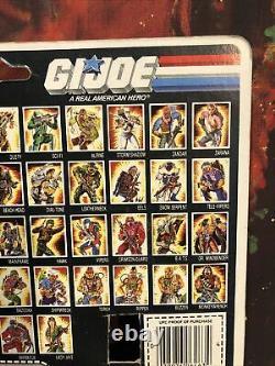 Vintage Hasbro GI Joe Action Figure 1986 Beachhead MOC