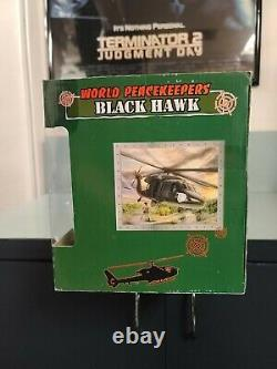 World Peacekeepers 118 BLACK HAWK Helicopter GI Joe 3.75'' M&C Toy Sealed